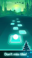 Screenshot 4: Tiles Hop: EDM Rush!