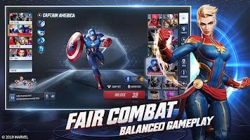 Screenshot 3: MARVEL Super War