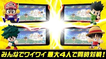 Screenshot 3: 週刊少年JUMP 實況跳跳鬥技場