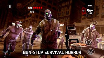 Screenshot 3: DEAD TRIGGER - Offline Zombie Shooter