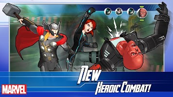 Screenshot 2: MARVEL Avengers Academy