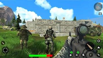 Screenshot 2: Free Fire Survival Battlegrounds 2: FPS Shooting