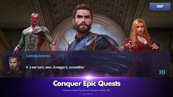 Screenshot 3: MARVEL Future Fight