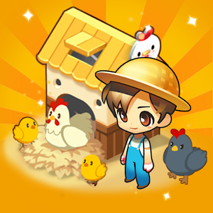 Icon: 해피치킨타운 (Happy Chicken Town)