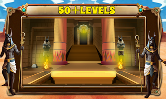 Screenshot 1: Free New Escape Games 57-Ancient Doors Escape