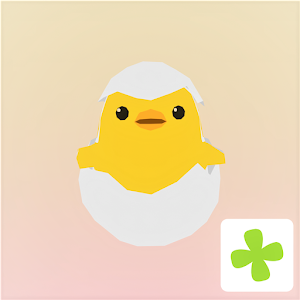 Icon: 小雞生活