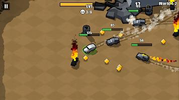 Screenshot 1: 터프 로드(Tough Road)