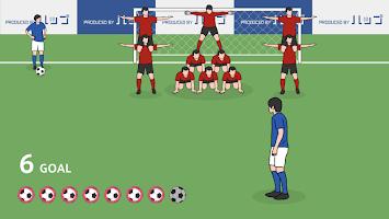 Screenshot 4: Overhead Kick