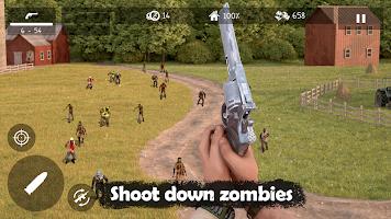 Screenshot 1: Dead Zed
