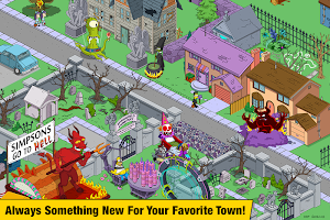 Screenshot 4: The Simpsons™:  Tapped Out