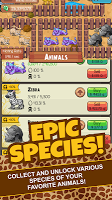 Screenshot 2: Idle Tap Zoo: Tap, Build & Upgrade a Custom Zoo