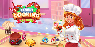 Screenshot 4: Famous Cooking Island