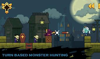 Screenshot 2: Turn Undead 2: Monster Hunter