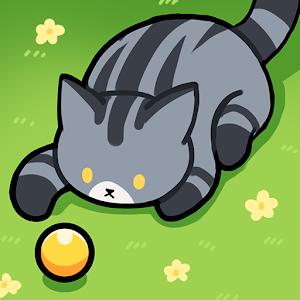 Icon: 북적북적 캣타운 (Tap으로 고양이 입양하기)