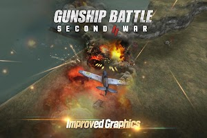 Screenshot 2: GUNSHIP BATTLE: SECOND WAR