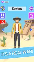 Screenshot 2: Cowboy Duel-Fun shooting