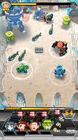 Screenshot 2: Qubot像素戰機