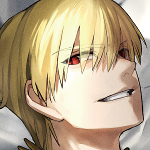 Fate/EXTRA CCC AR App 吉爾伽美什