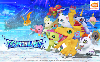 Screenshot 1: Digimon Links | Global