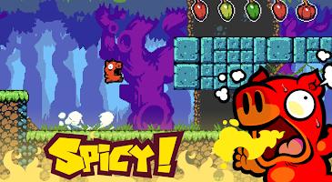 Screenshot 1: Spicy Piggy