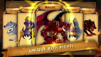 Screenshot 4: Guardian Knight Z: legend of fighting games.