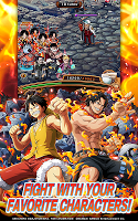 Screenshot 3: 海賊王 尋寶之旅 (ONE PIECE TREASURE CRUISE) 英文版