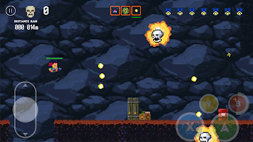 Screenshot 3: Super Pontra: Runner Corps