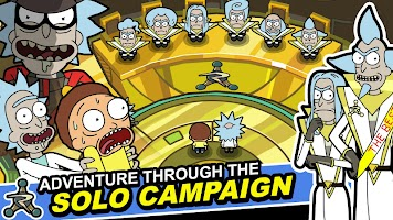 Screenshot 3: Pocket Mortys