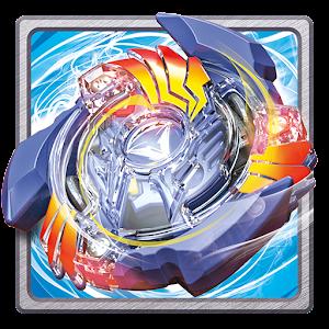 Icon: BEYBLADE BURST app (孩之寶)