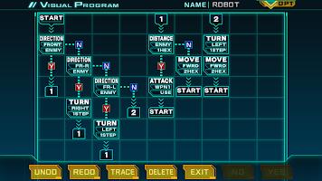 Screenshot 3: 機器人構造R