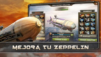 Screenshot 3: Z Day: Héroes de Guerra y Estrategia en MMO