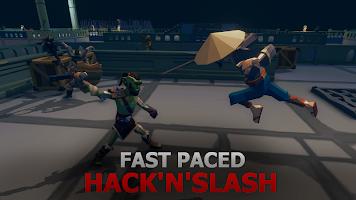 Screenshot 1: Restless Dungeon - Roguelike Hack 'n' Slash