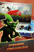 Screenshot 2: Stickman Ninja : Legends Warrior - Shadow Game RPG