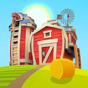Icon: WeFarm: Build a Town & Explore