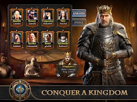 Screenshot 1: King of Avalon: Dragon War | Multiplayer Strategy