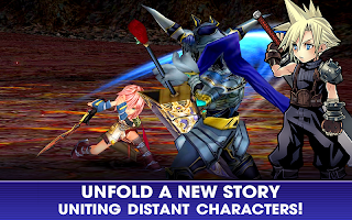 Screenshot 4: DISSIDIA FINAL FANTASY OPERA OMNIA(英文版)