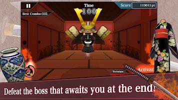 Screenshot 4: 武士之劍