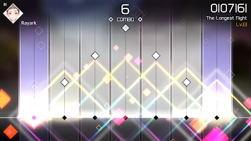 Screenshot 3: VOEZ 蘭空