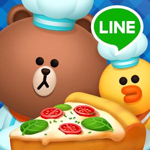 Icon: LINE 熊大上菜
