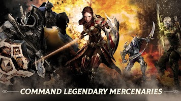 Screenshot 1: Lineage II: Dark Legacy