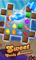 Screenshot 2: Candy Crush Saga