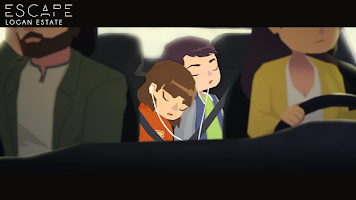 Screenshot 2: 逃離勞根村