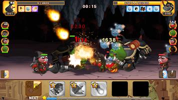 Screenshot 4: 라바히어로즈 : 배틀 리그전