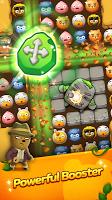 Screenshot 4: Friends Gem Treasure Squad! : Match 3 Free Puzzle