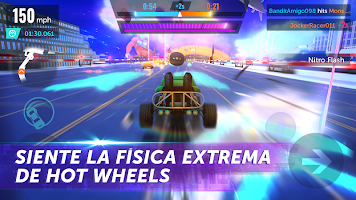 Screenshot 4: Hot Wheels Infinite Loop