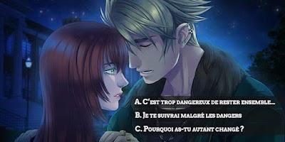 Screenshot 2: Amour Sucré - Otome games / Romance