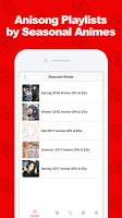 Screenshot 2: ANiUTa - The Anisong Streaming Service