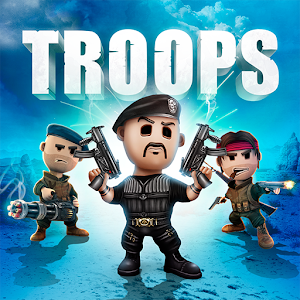 Icon: Pocket Troops: Stratégie RPG