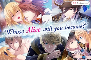 Screenshot 1: Lost Alice - otome game/dating sim #shall we date