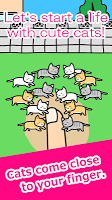 Screenshot 1: Play with Cats
